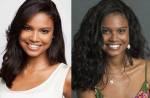 Aline Dias abandona alisamento nos cabelos e investe nos cachos: 'Mais bonito'