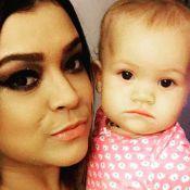 Preta Gil conta experiência como babá da neta, Sol de Maria: 'Estrago a menina'