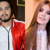 Luan Santana tentou conquistar Camila Queiroz após beijo em DVD, diz jornal