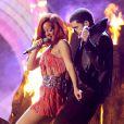 Drake e Rihanna já namoraram por pouco tempo em 2014 quando fizeram parceria na música 'Whats my name?'
