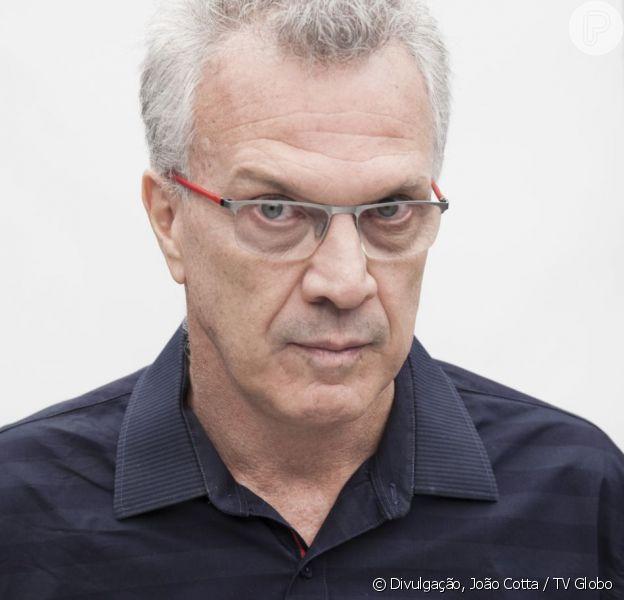 """Pedro Bial, ao participar do """"Saia Justa"""", do GNT, nesta quarta-feira, 31 de agosto de 2016, comentou sua saída do 'BBB 17': 'Mistura louca de perda e ganho'"""