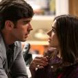 Na novela 'Haja Coração', Shirley (Sabrina Petraglia) e Felipe (Marcos Pitombo) começaram a namorar no capítulo desta quarta-feira, 31 de agosto de 2016