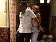 'Joia Rara': Mundo e Iolanda são presos por adultério após flagrante; veja fotos