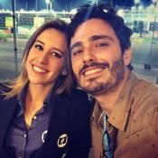 Cris Dias lembra separação do marido, Thiago Rodrigues: 'Gostei e desgostei'