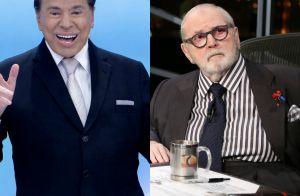 Silvio Santos deixou de dar entrevista a Jô Soares por medo da morte. Entenda!