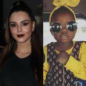Giovanna Lancellotti elogia filha de Bruno Gagliasso e Giovanna Ewbank:'Amorosa'