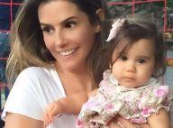 Deborah Secco sofre ao deixar a filha em casa para trabalhar: 'Saio chorando'