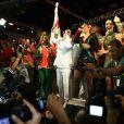 A cantora Ivete Sangalo será tema do desfile de 2017 da Grande Rio