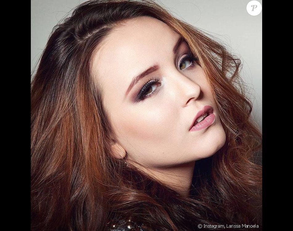 Larissa Manoela afirmou em entrevista à revista  Veja São Paulo  deste  domingo, 4 f81eb65954
