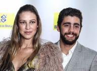 Luana Piovani reata casamento com Pedro Scooby em festa dos gêmeos, diz jornal