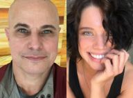 Edson Celulari e Bruna Linzmeyer serão pai e filha na novela 'À Flor da Pele'
