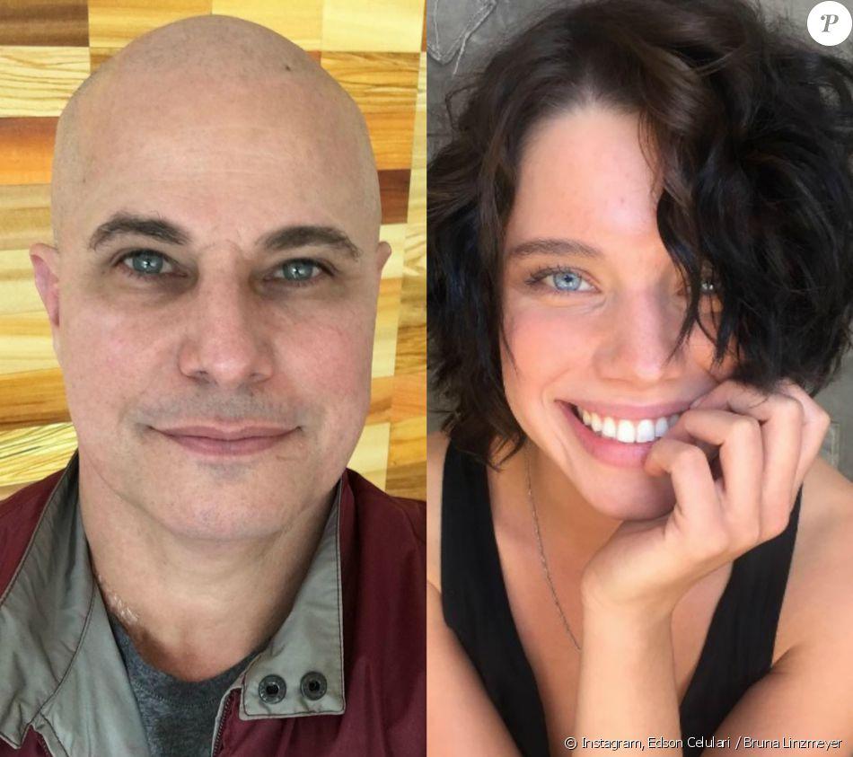 Edson Celulari e Bruna Linzmeyer serão pai e filha na novela das sete 'À Flor da Pele', sucessora de 'A Lei do Amor'