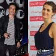 Di Ferrero, ex-noivo de Mariana Rios, está 'conhecendo melhor' a modelo Isabelli Fontana