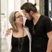 Paloma Duarte elogia o marido, Bruno Ferrari, como pai: 'Superparceiro'