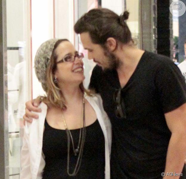 Paloma Duarte elogiou o marido, Bruno Ferrari, como pai: 'Ele é maravilhoso, superparceiro'