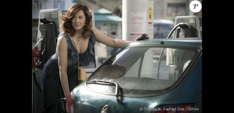 Cláudia Raia vai ser dona de um posto de gasolina em 'A Lei do Amor', novela das nove com estreia prevista para 03 de outubro, e viverá cercada de frentistas gatos