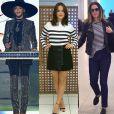 Famosas como Beyoncé, Bruna Marquezine e Deborah Secco aderiram aos looks listrados. Confira a galeria com modelitos para se inspirar!
