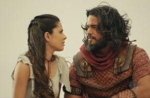 Novela 'A Terra Prometida': Aruna rompe o namoro com Josué (Sidney Sampaio)