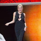 Aos 55 anos, Sharon Stone é homenageada em Festival de Filme de Marrakech