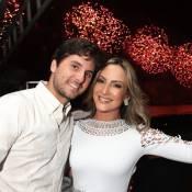 Claudia Leitte anima Réveillon de Copacabana, no Rio, ao lado do marido