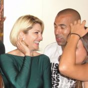 Antonia Fontenelle confirma romance com Emerson Sheik: 'Estou muito feliz'