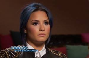 Demi Lovato fala sobre seu passado com vícios: 'Levava droga durante os voos'