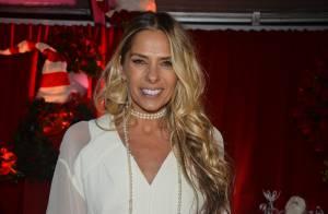 Adriane Galisteu pode participar de série ou novela de Aguinaldo Silva na Globo