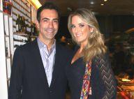 Ticiane Pinheiro termina namoro com Cesar Tralli: 'Separados há quase um mês'