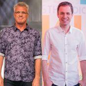 Boninho descarta comparações entre Tiago Leifert e Pedro Bial: 'Vai ser o que é'