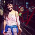 Mariana Cortines está internada em estado grave no Hospital Miguel Couto, Zona Sul do Rio, nesta quarta-feira, 18 de dezembro de 2013 após sofrer acidente de carro