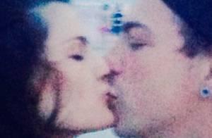 Di Ferrero assume namoro com Isabelli Fontana com foto de beijo no Instagram