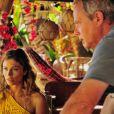 Grazi Massafera é dirigida por Jayme Monjardim, diretor de núcleo de 'Flor do Caribe'