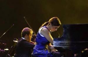 Jornalista Ana Paula Araújo tocará piano ao lado de João Carlos Martins