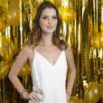 'Estamos sempre juntos e moramos na mesma casa faz tempo', declarou Nathalia Dill, namorada de Sergio Guizé