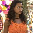 Taís Araújo conta que decidiu passar pela transição capilar logo após o fim da novela 'Da Cor Do Pecado'