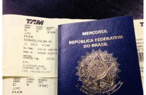 Paloma Bernardi ganha viagem para Buenos Aires do namorado, Thiago Martins