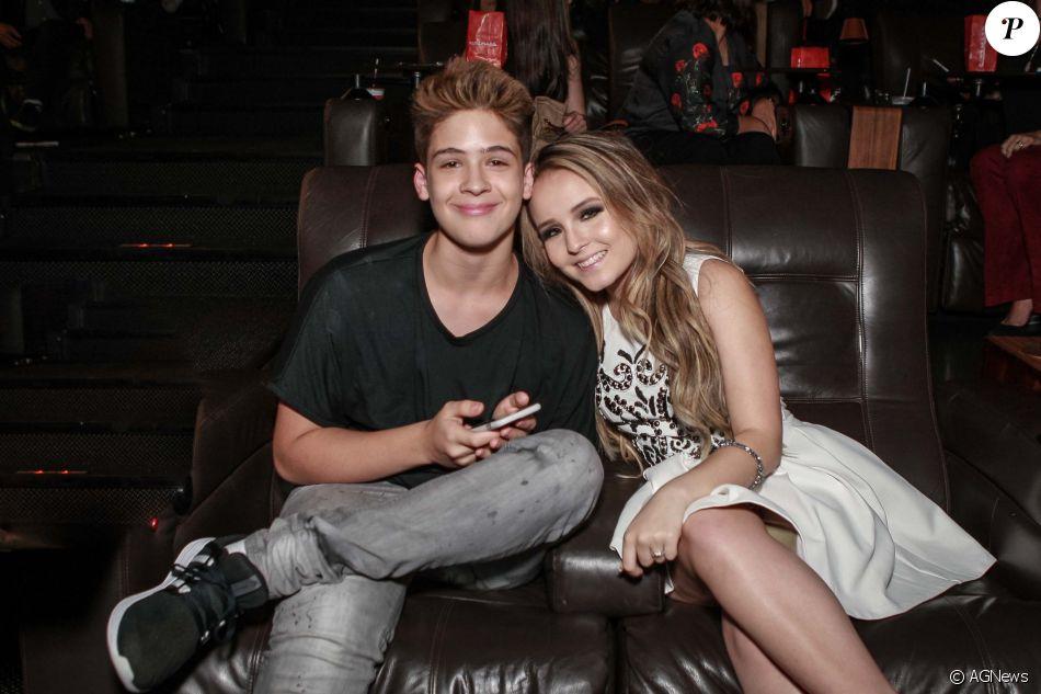 Namoro de Larissa Manoela e João Guilherme acabou por ciúme da atriz ... d6e46a33f6