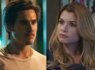 'Rock Story': Zac enfrenta Diana e ela diz que nem a mãe o quis. 'Problema'