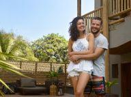 Sophie Charlotte e Daniel de Oliveira festejam 1 ano de casamento: 'Noronha'