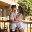 Sophie Charlotte e Daniel de Oliveira comemoram o primeiro aniversário de casamento: 'Bodas de papel'
