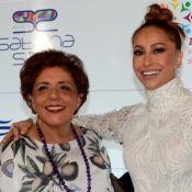 Sabrina Sato mostra apoio à sogra, Leda Nagle, após demissão: 'Guerreira'