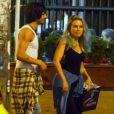 Fiuk é visto com Lua Blanco mas assessoria de imprensa da atriz garante que dupla não tem qualquer envolvimento