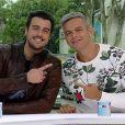 Joaquim Lopes e Otaviano Costa continuam no 'Vídeo Show'