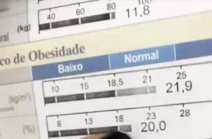 Alice Wegmann, com 20% de gordura corporal, quer diminuir percentual: 'Saúde'