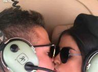 Ex-BBB Munik troca beijos com namorado em passeio de helicóptero no CE. Vídeo!