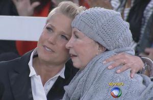 Xuxa lembra susto em voo: 'Sempre disse para Junno que a gente ia morrer junto'