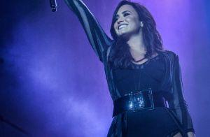 Demi Lovato leva fãs de SP à loucura após anunciar pausa na carreira