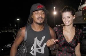Isabeli Fontana e Falcão teriam reatado namoro; irmão do cantor está 'surpreso'