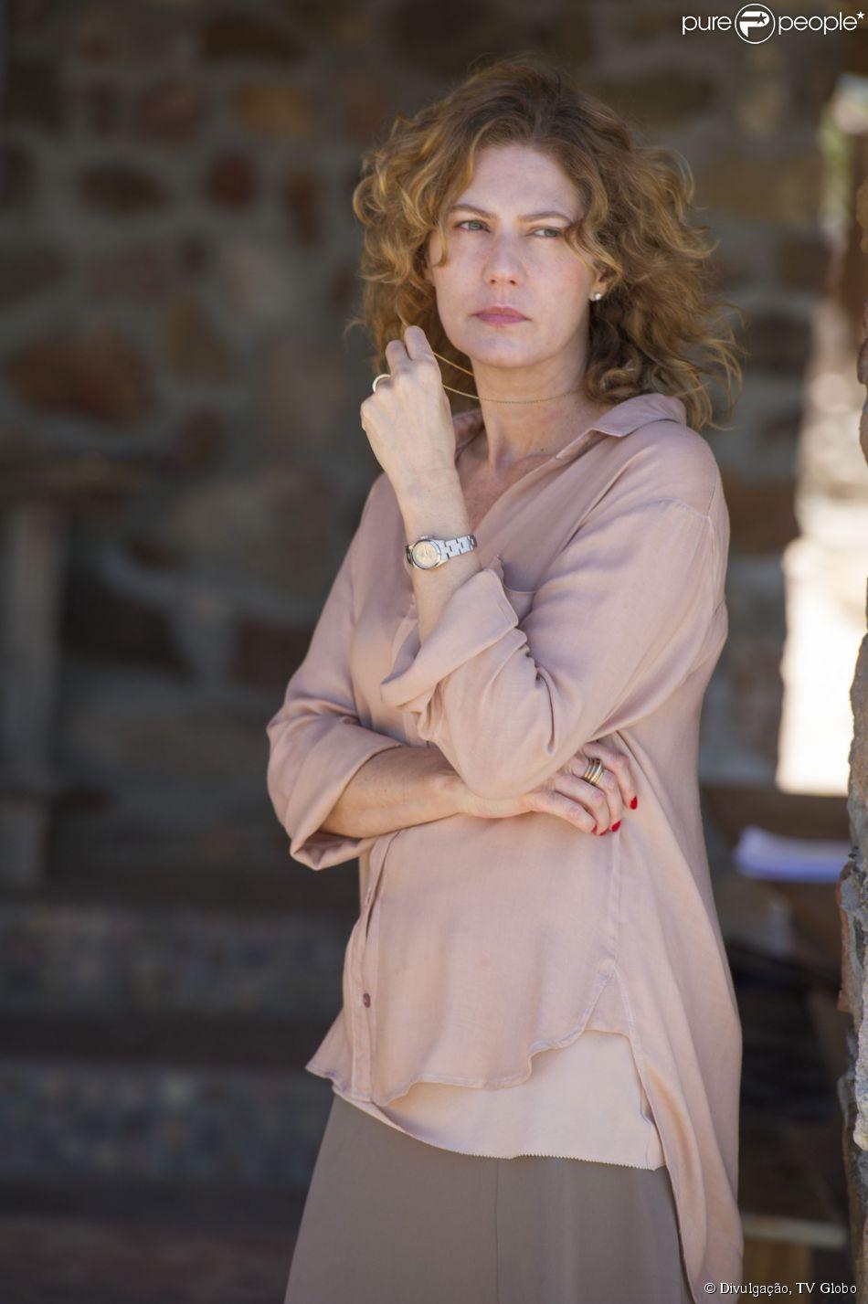 Recentemente, Patricia Pillar viveu Isabel, mãe de Antônia (Isis Valverde) em 'Amores Roubados'