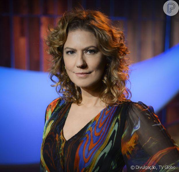 Patricia Pillar vai viver personagem que foi de Ziembinki em 'O rebu'; ator interpretou papel na primeira versão da trama, exibida em 1974